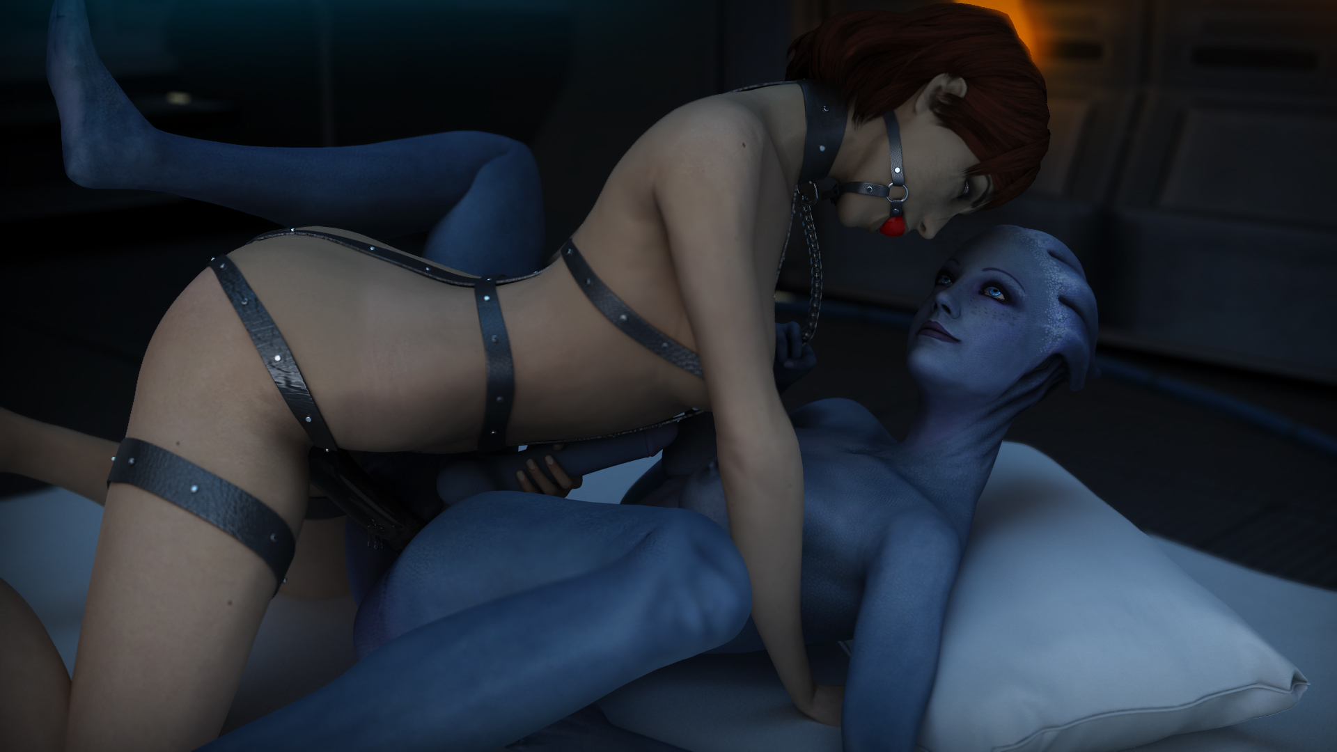 Liara mass effect porn xxx movie