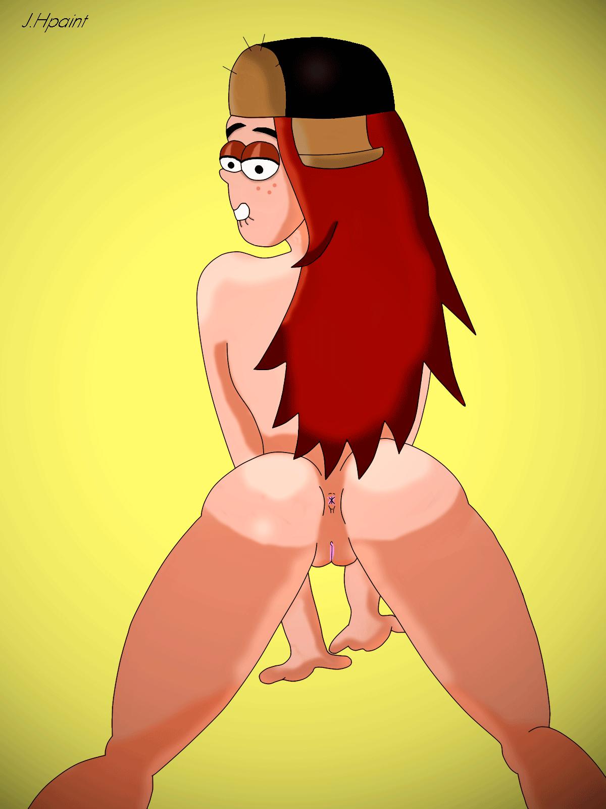 Порно венди из гравити
