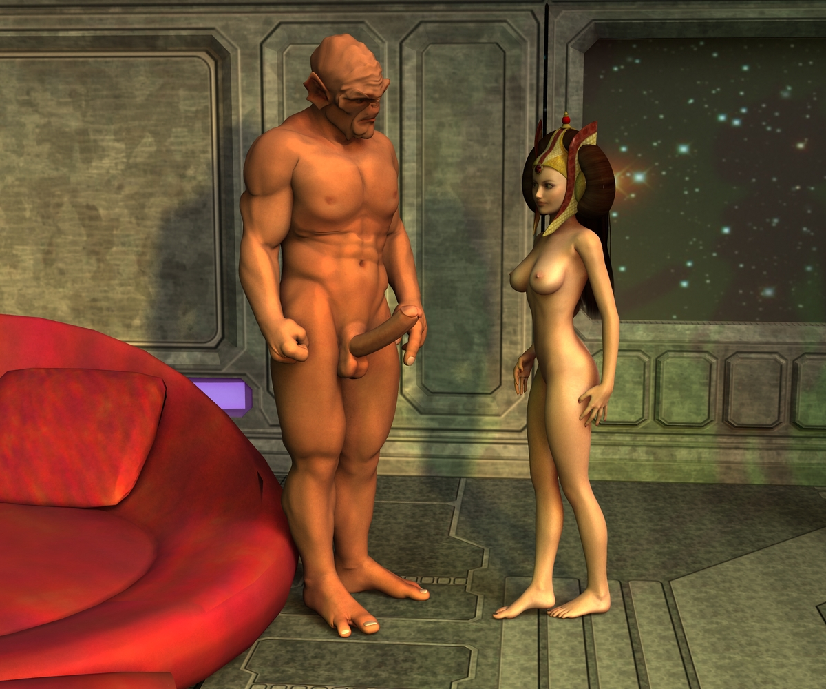 Padme monster sex hentai image