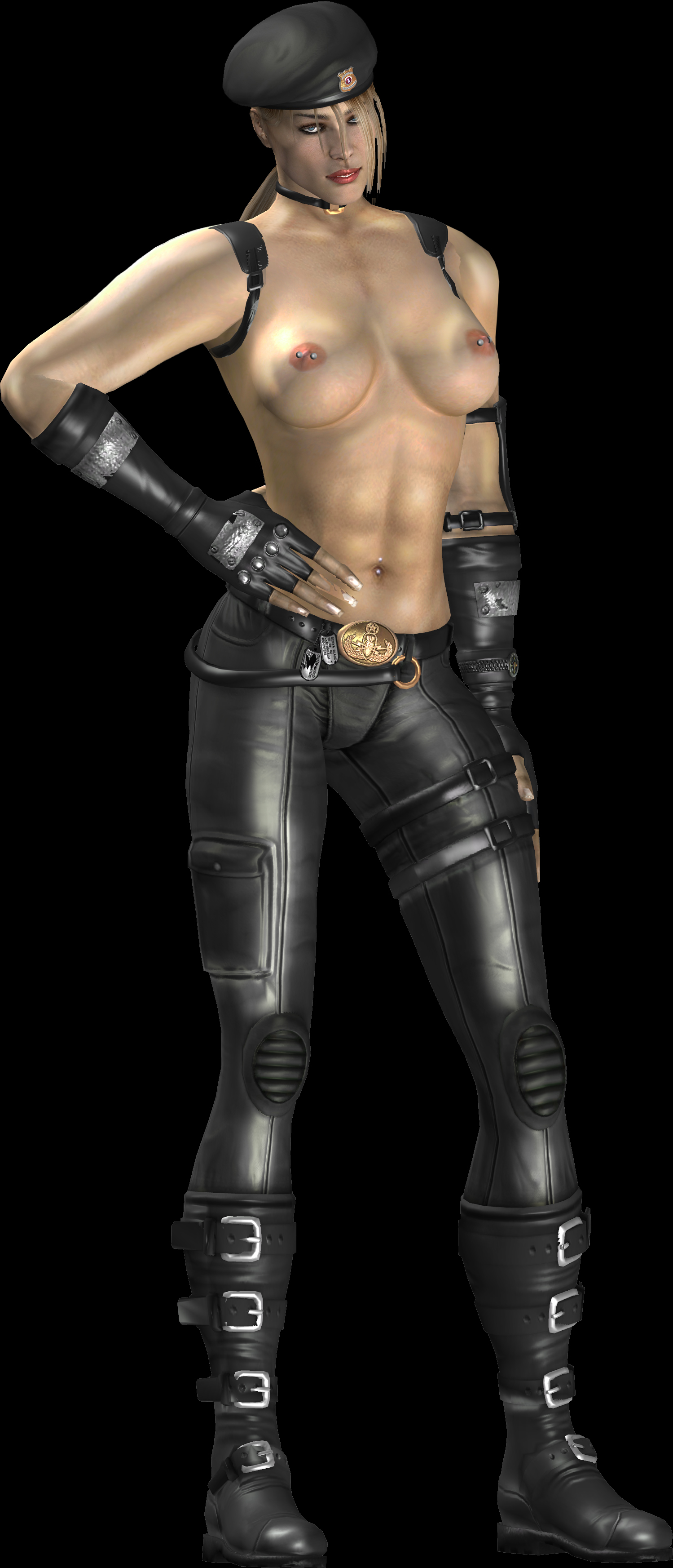 1st ass sonya blade naked