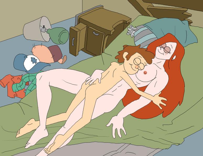 секс фото диппера и венди