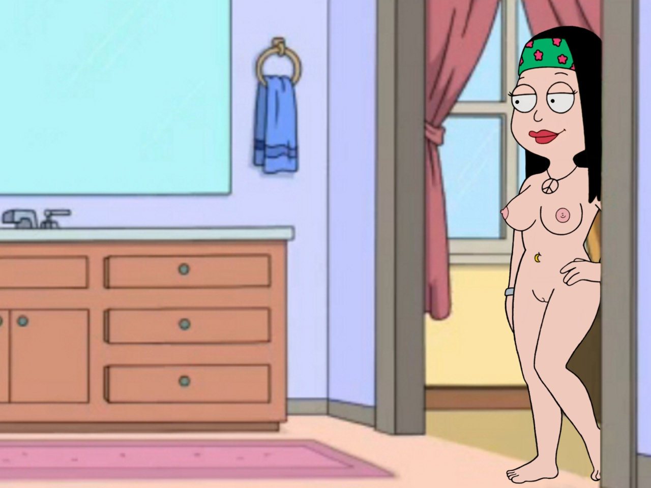 American dad francine fucks star with hayley smith free sex pics