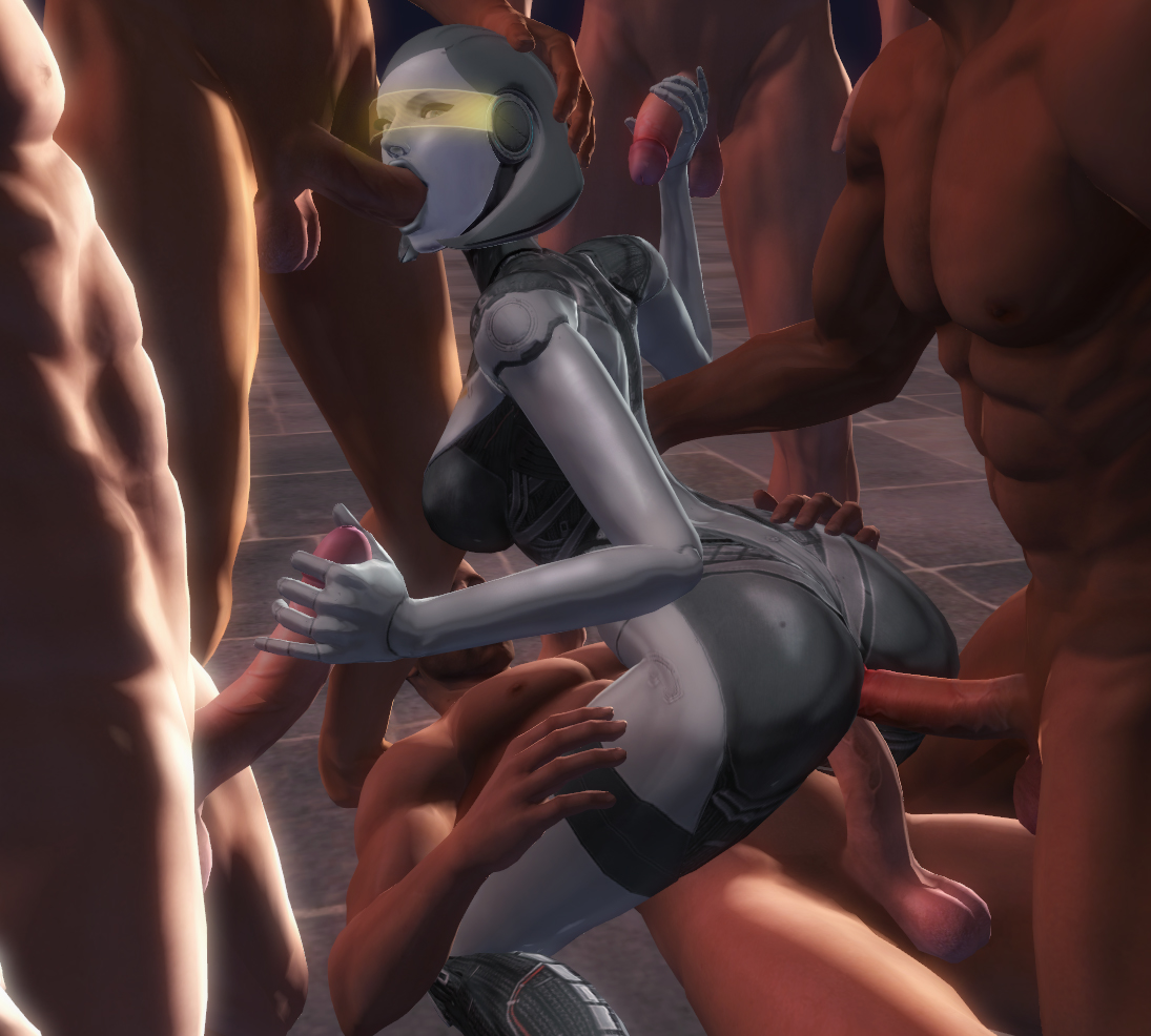Mass effect XXX exposed galleries
