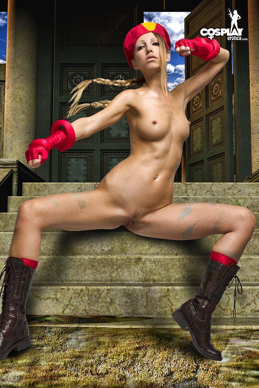 Sherawat street fighter naked