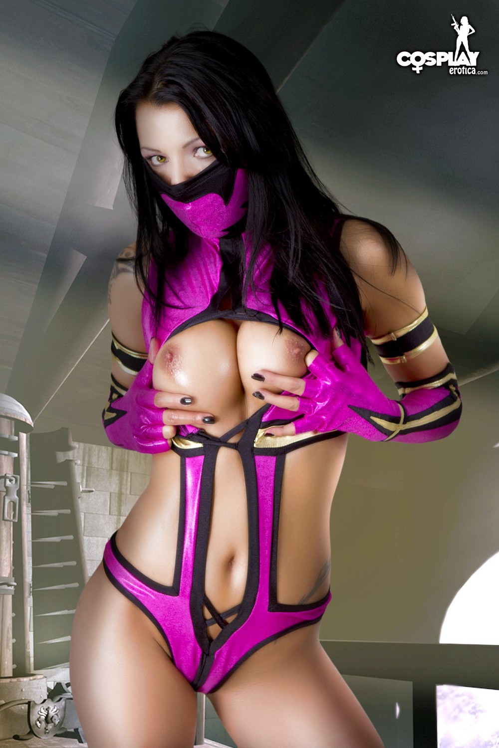 Mortal kombat sexy girls panties erotica video