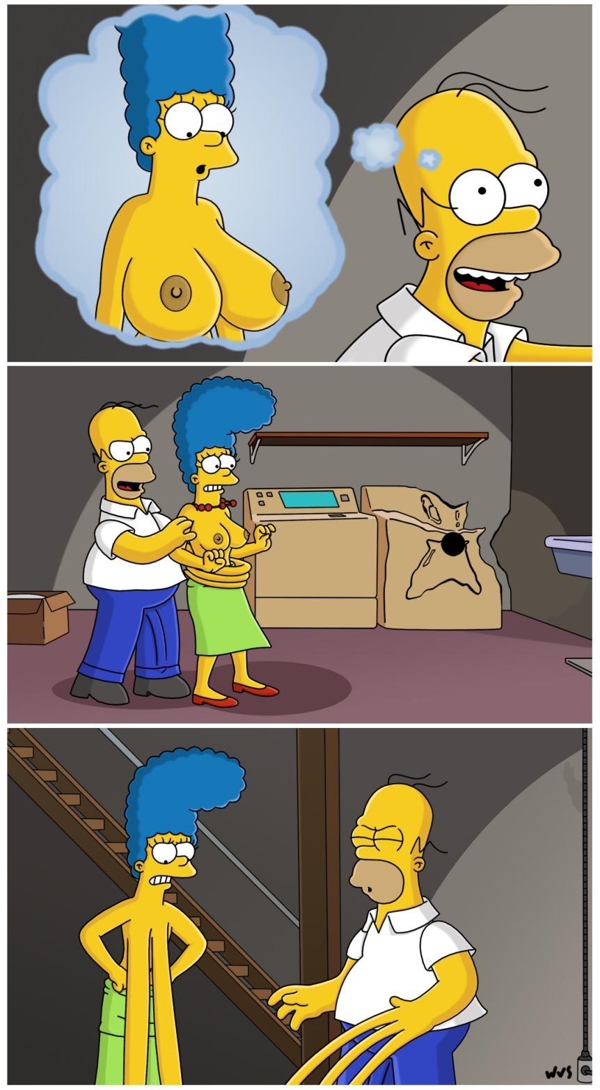 Секс симпсоны гомер 13 фотография