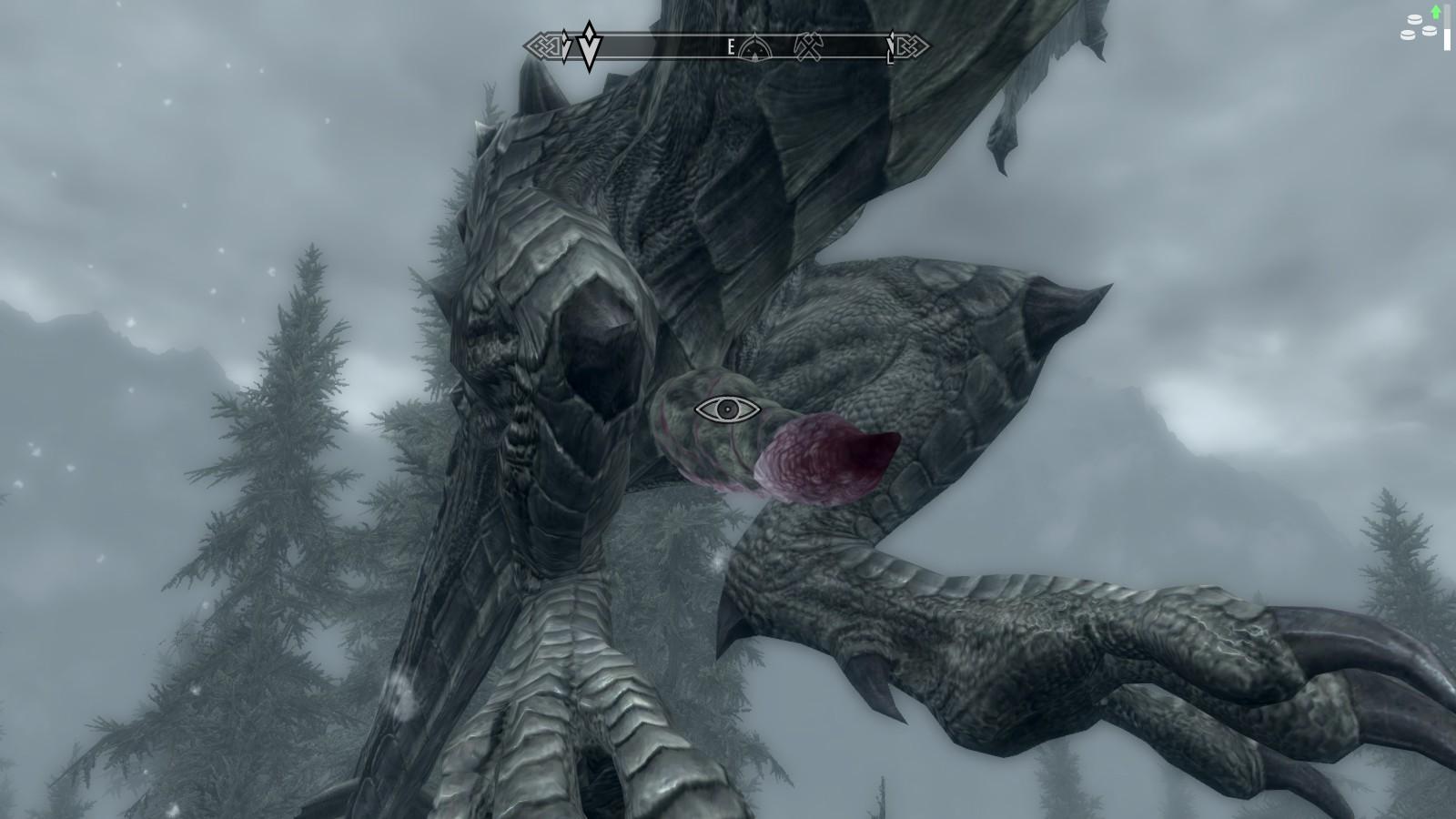 Skyrim dragon sex xxx videos
