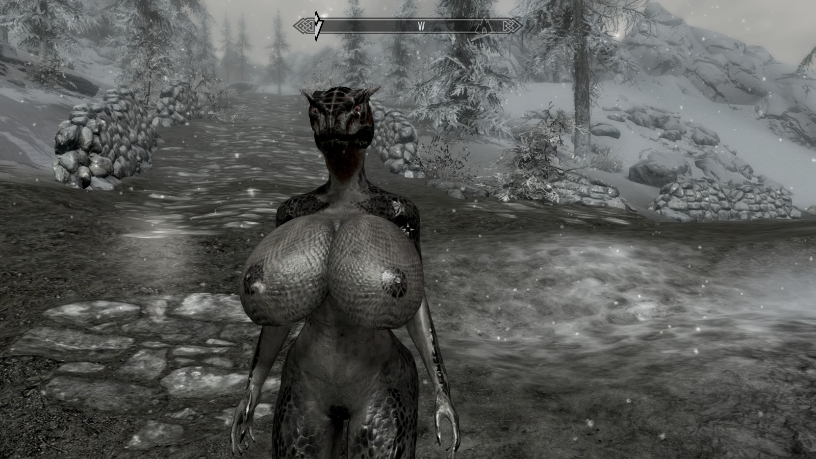 Rule 34 skyrim girls erotic sensual pornostar