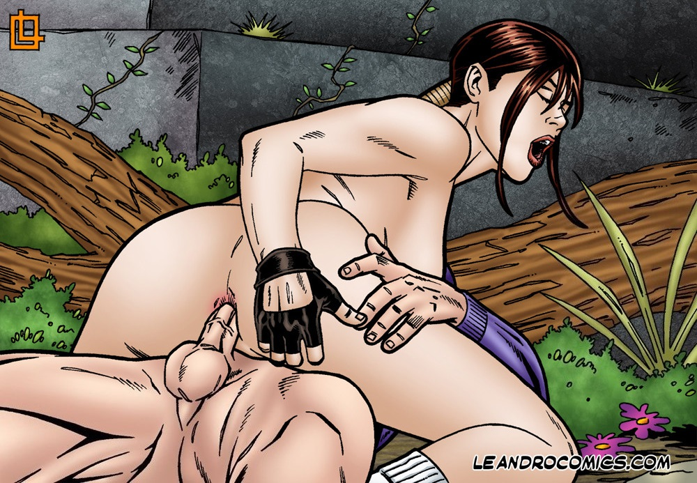 Порно фото про томб райдер 49326 фотография