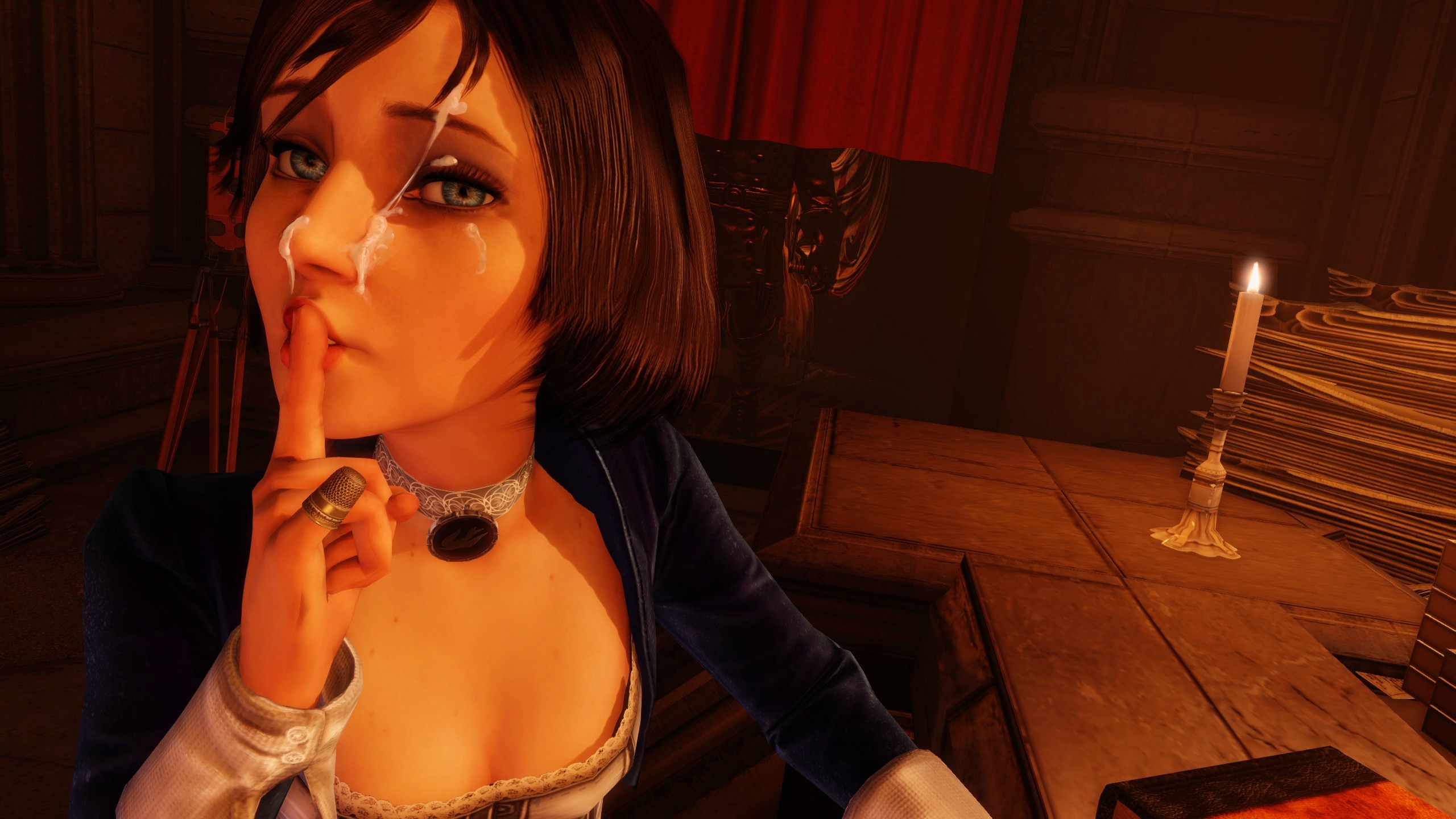 Bioshock infinite naked exposed picture