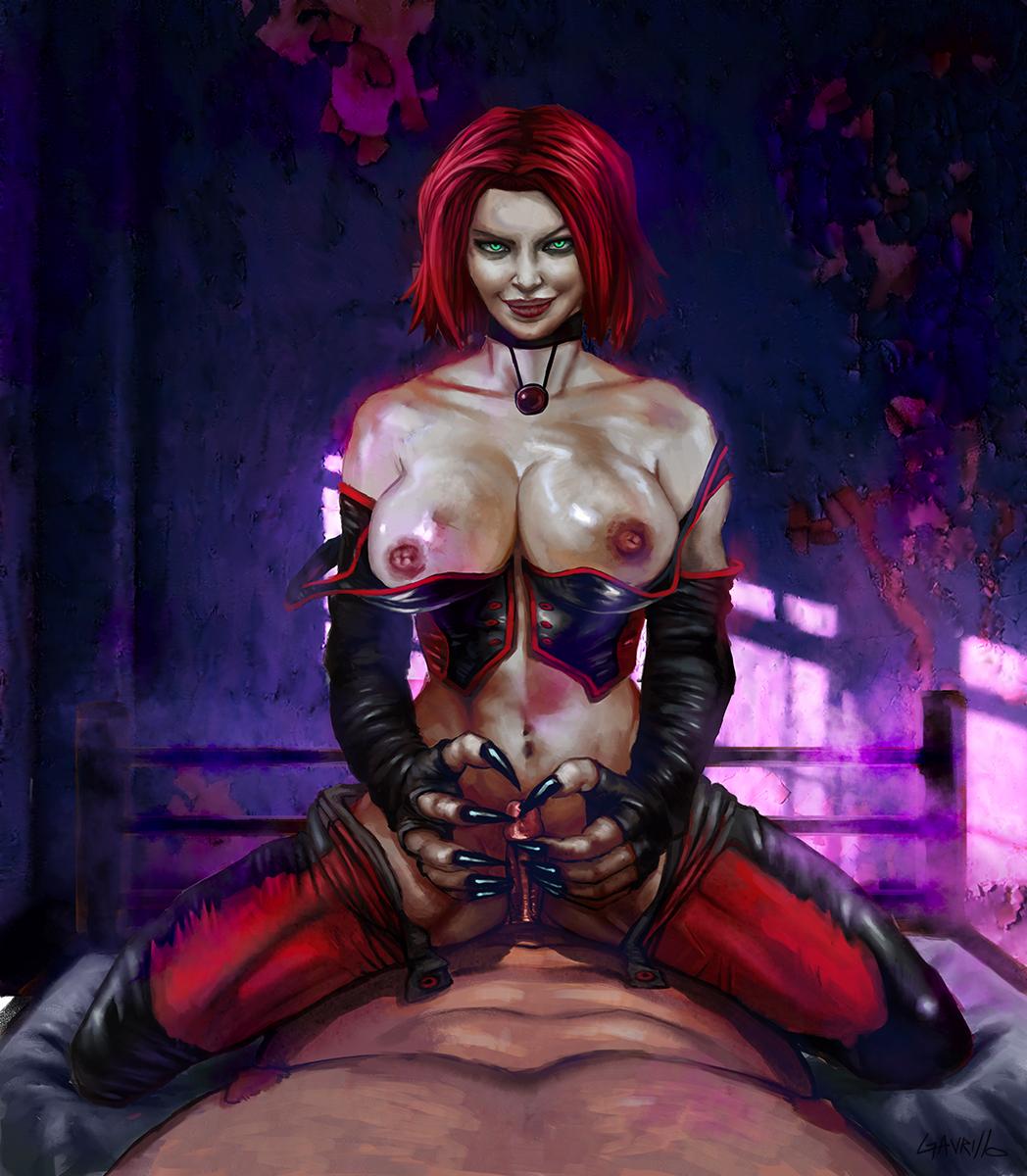эротический мод bloodrayne-кч3