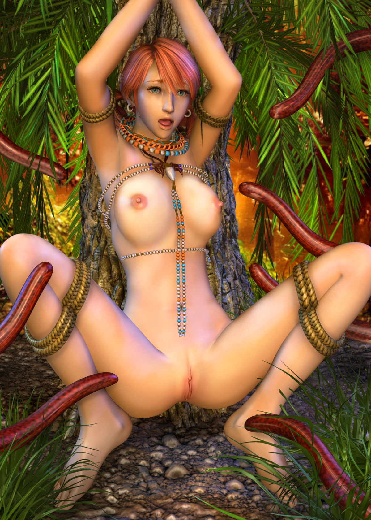 Ff xiii vanille nude erotic photo