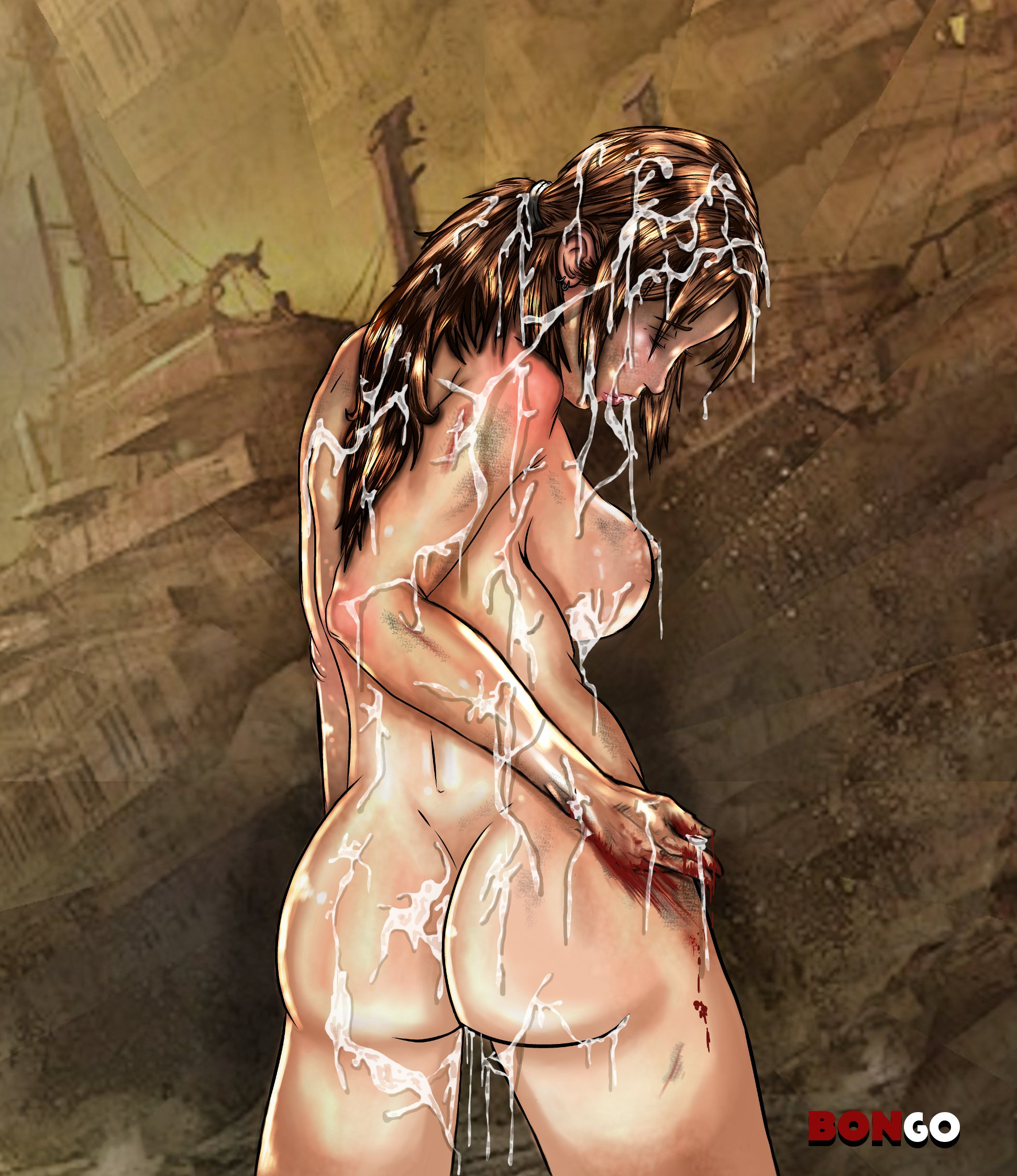 Lara croft tomb raider hentai sex photos