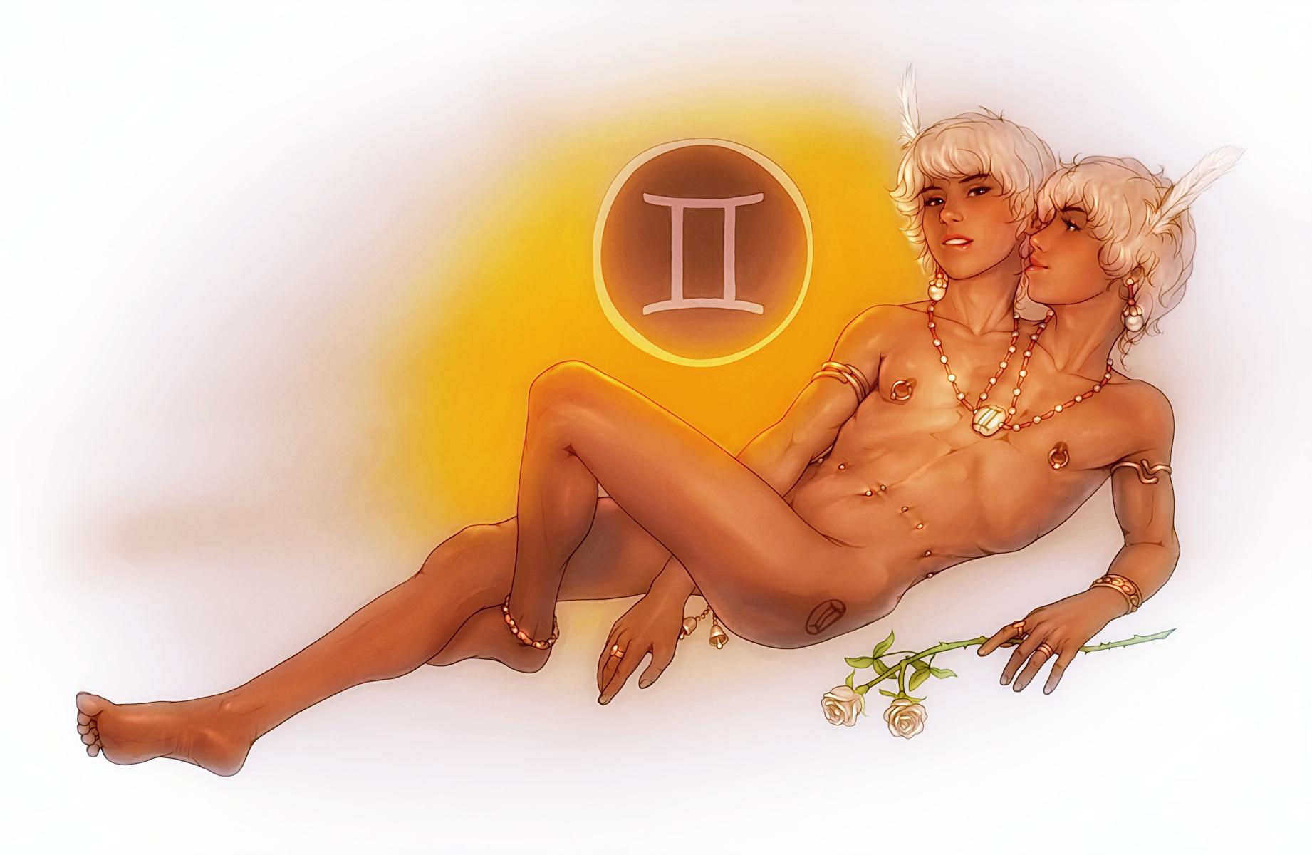 знаки зодиака картинки эротические