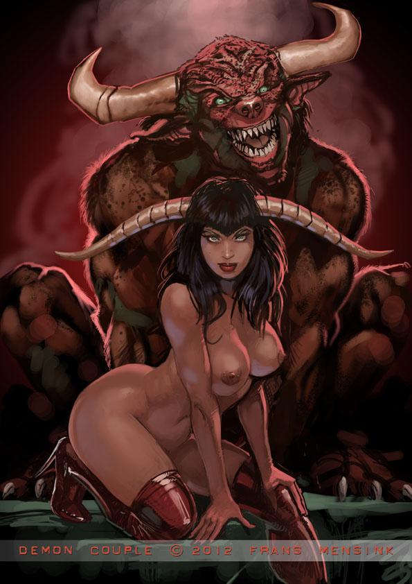 демон-шлюха