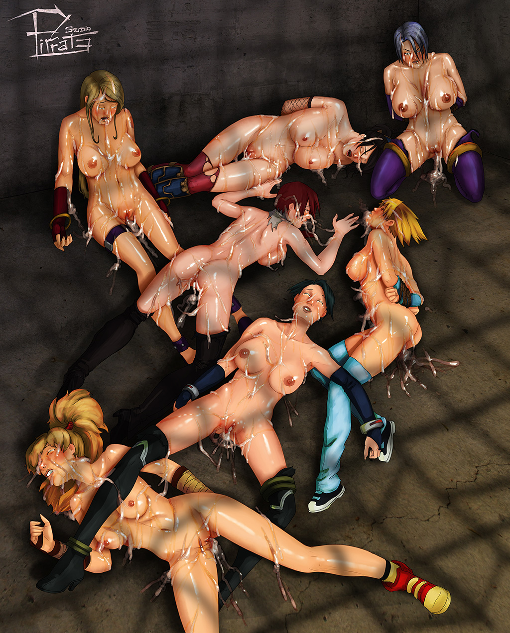 Bloody roar 2 sex erotic picture