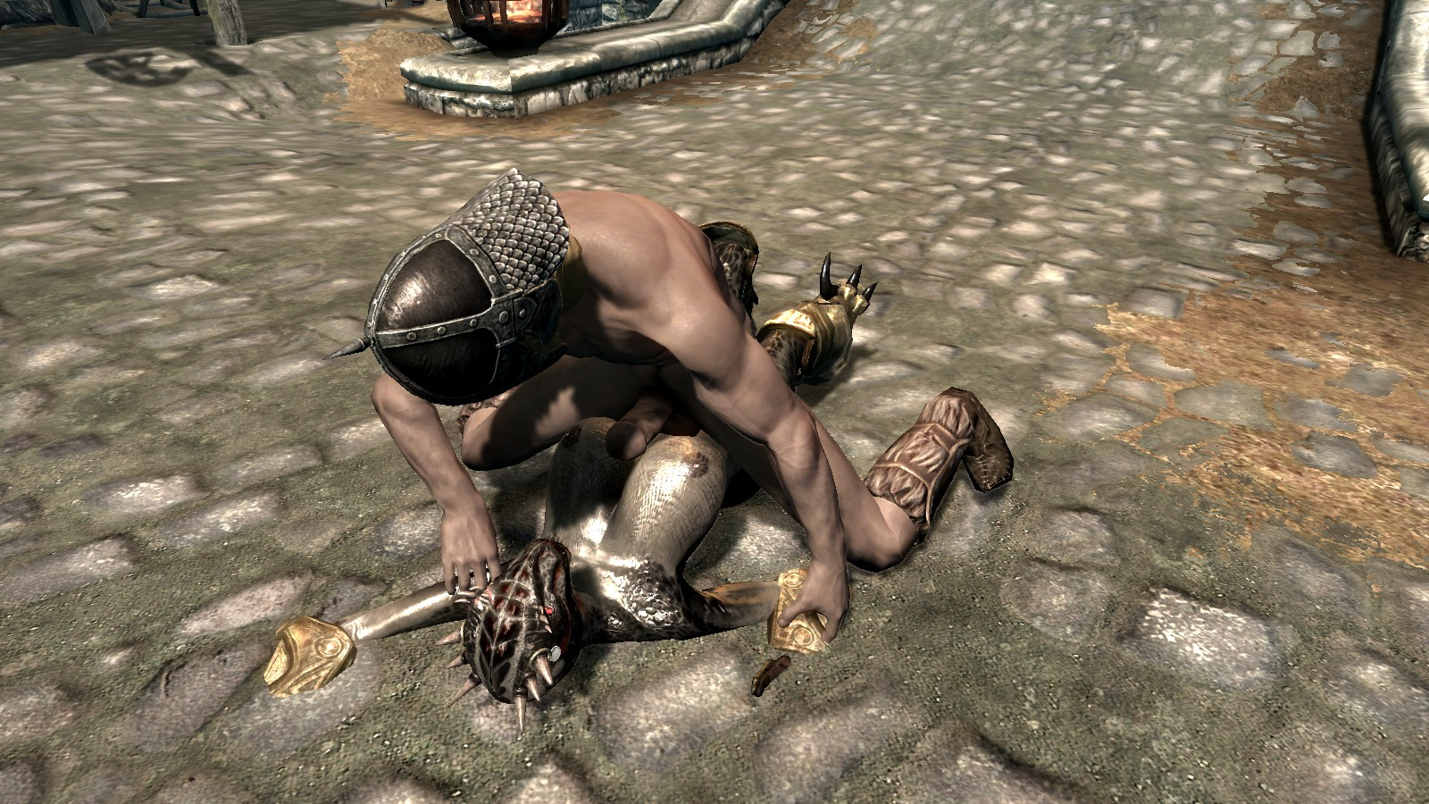 The elder scrolls sex mod exposed sexi teen