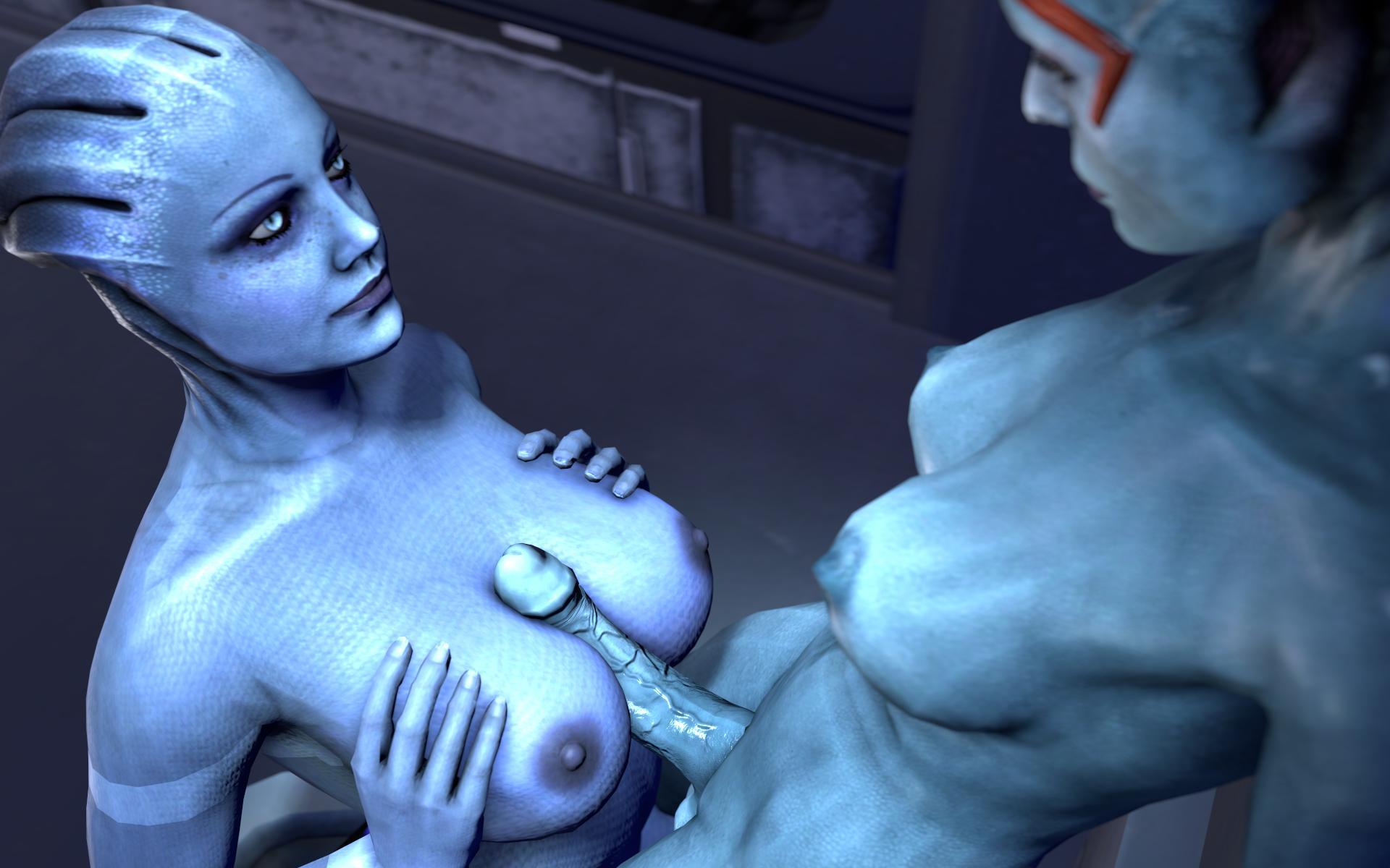Mass Effect Liara Miranda