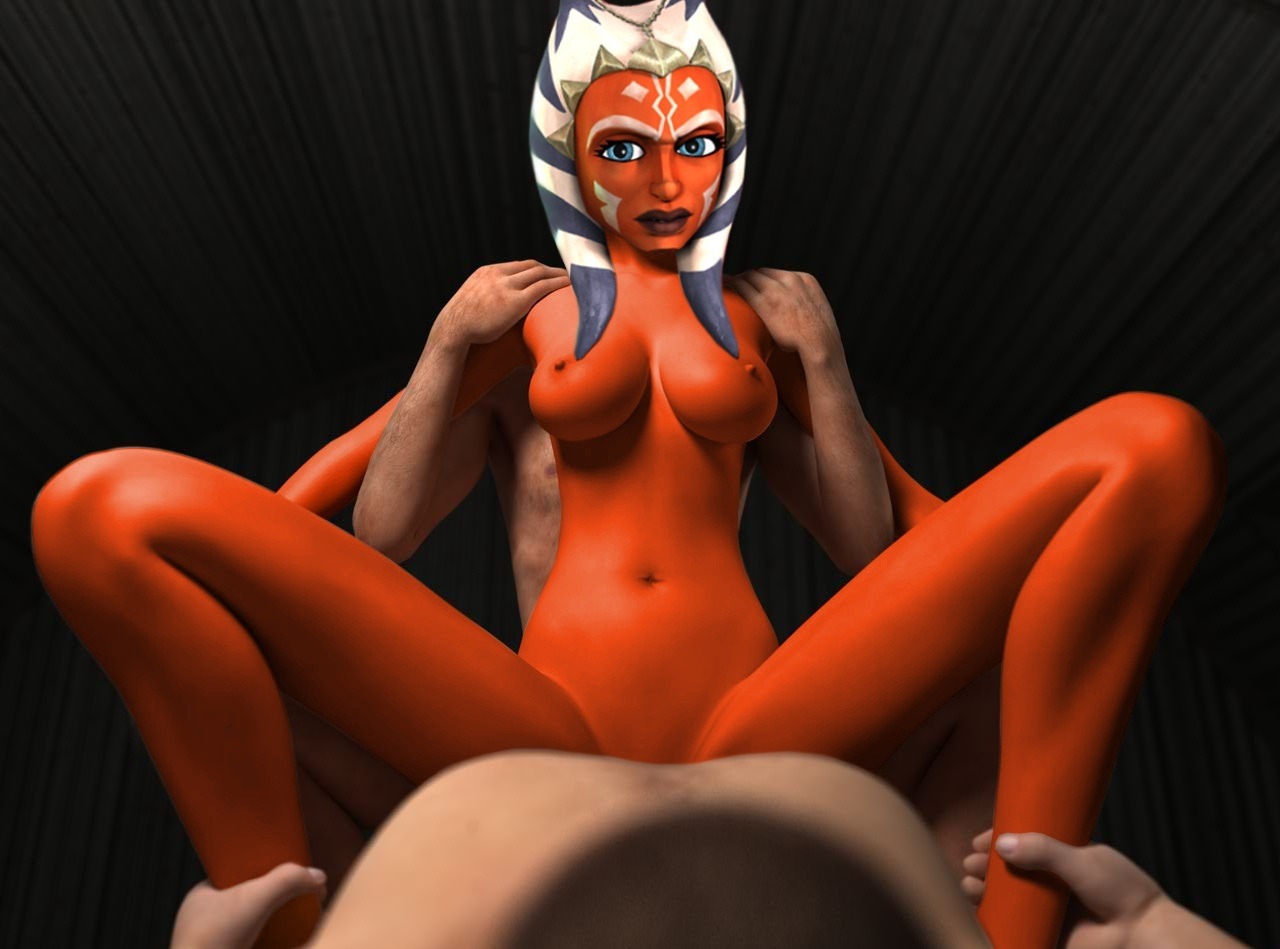 Ahsoka tano star wars naked porno movies