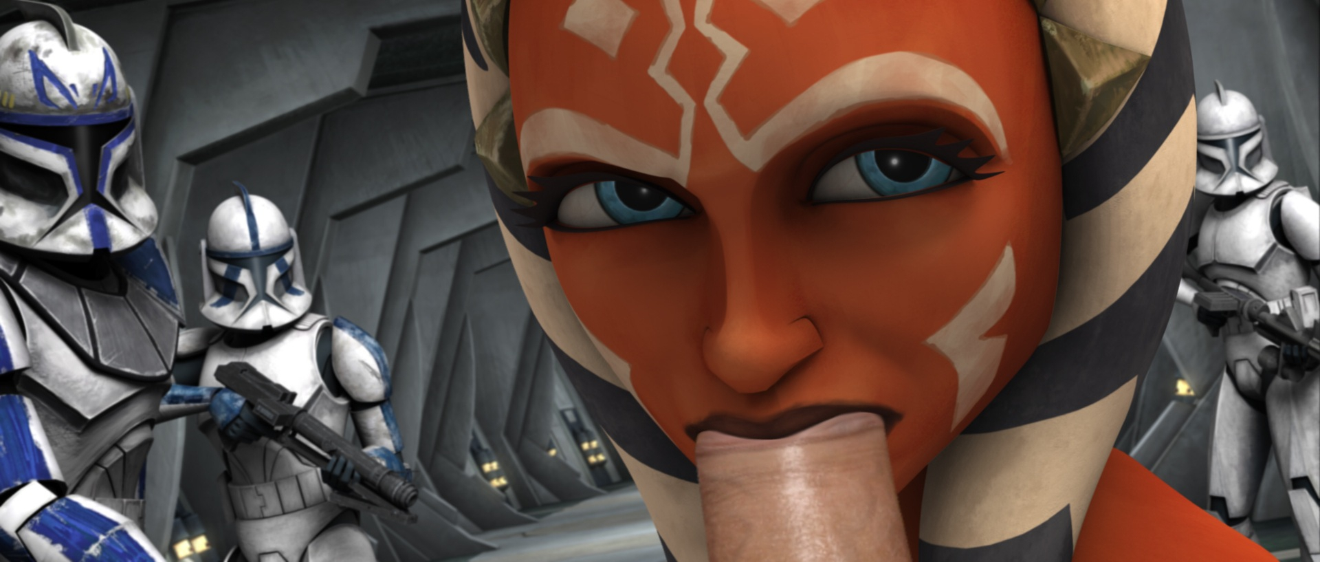 Star wars the clone wars ahsoka x  xxx photo