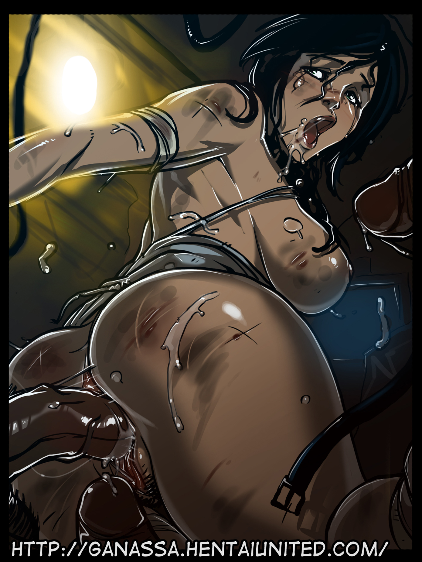 Tomb rider hentai 3d xxx girls