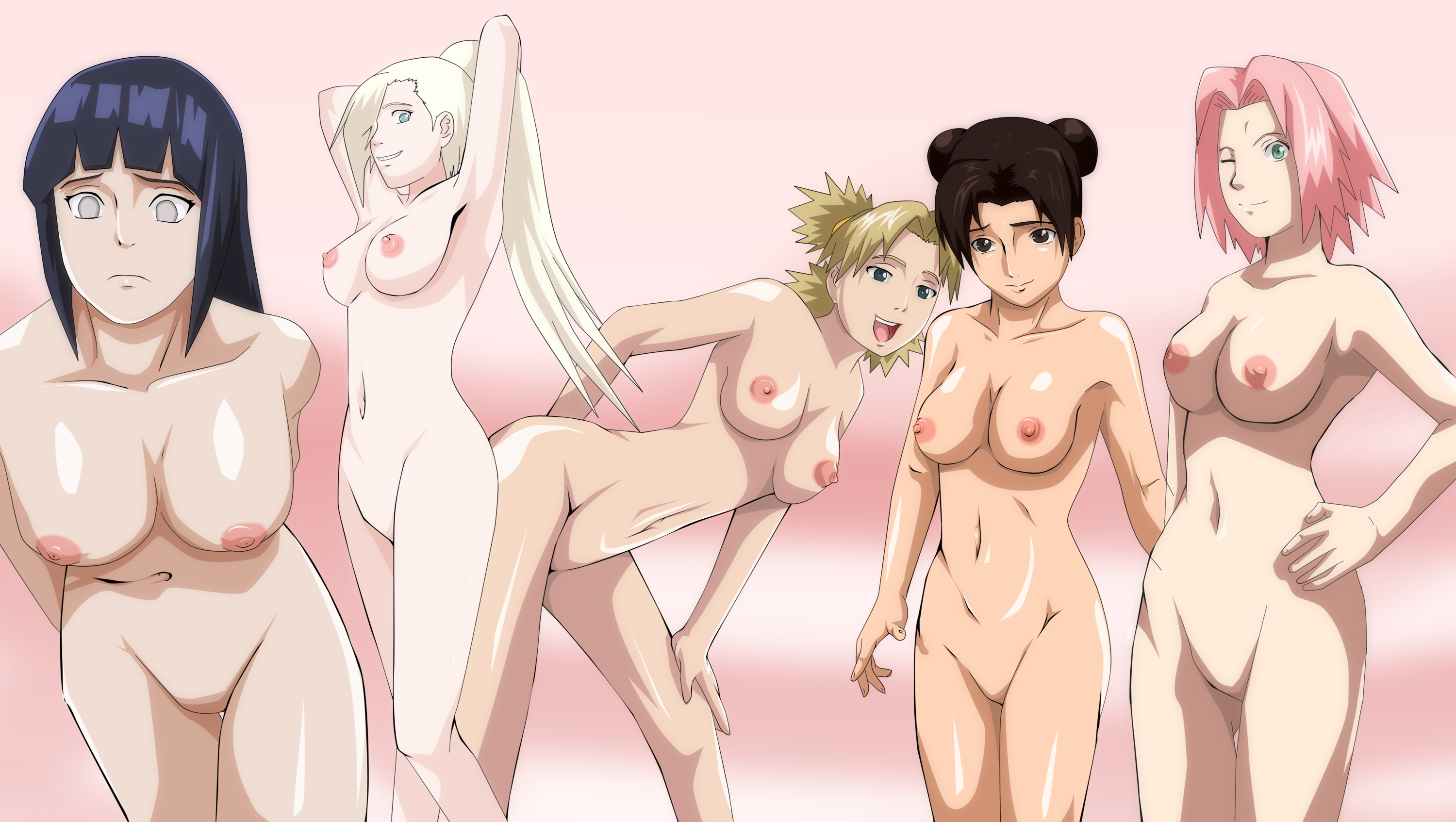 Nude sexy naruto girl pics exposed images