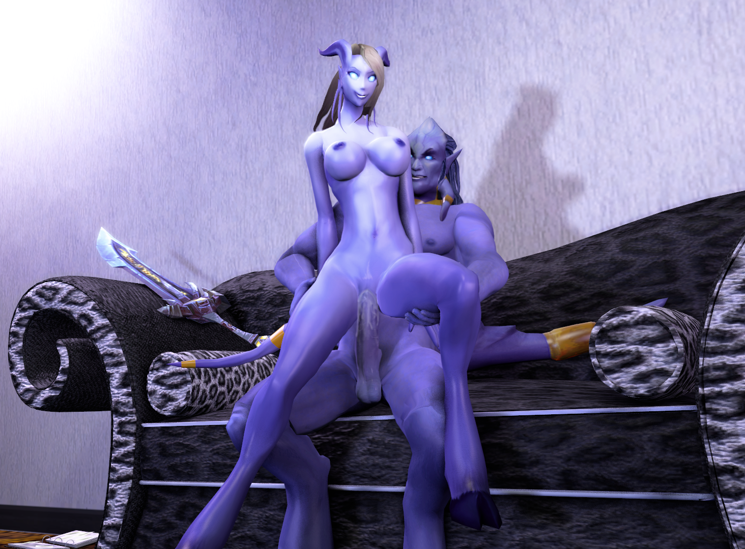 Nude mode sex in wow draenei xxx download