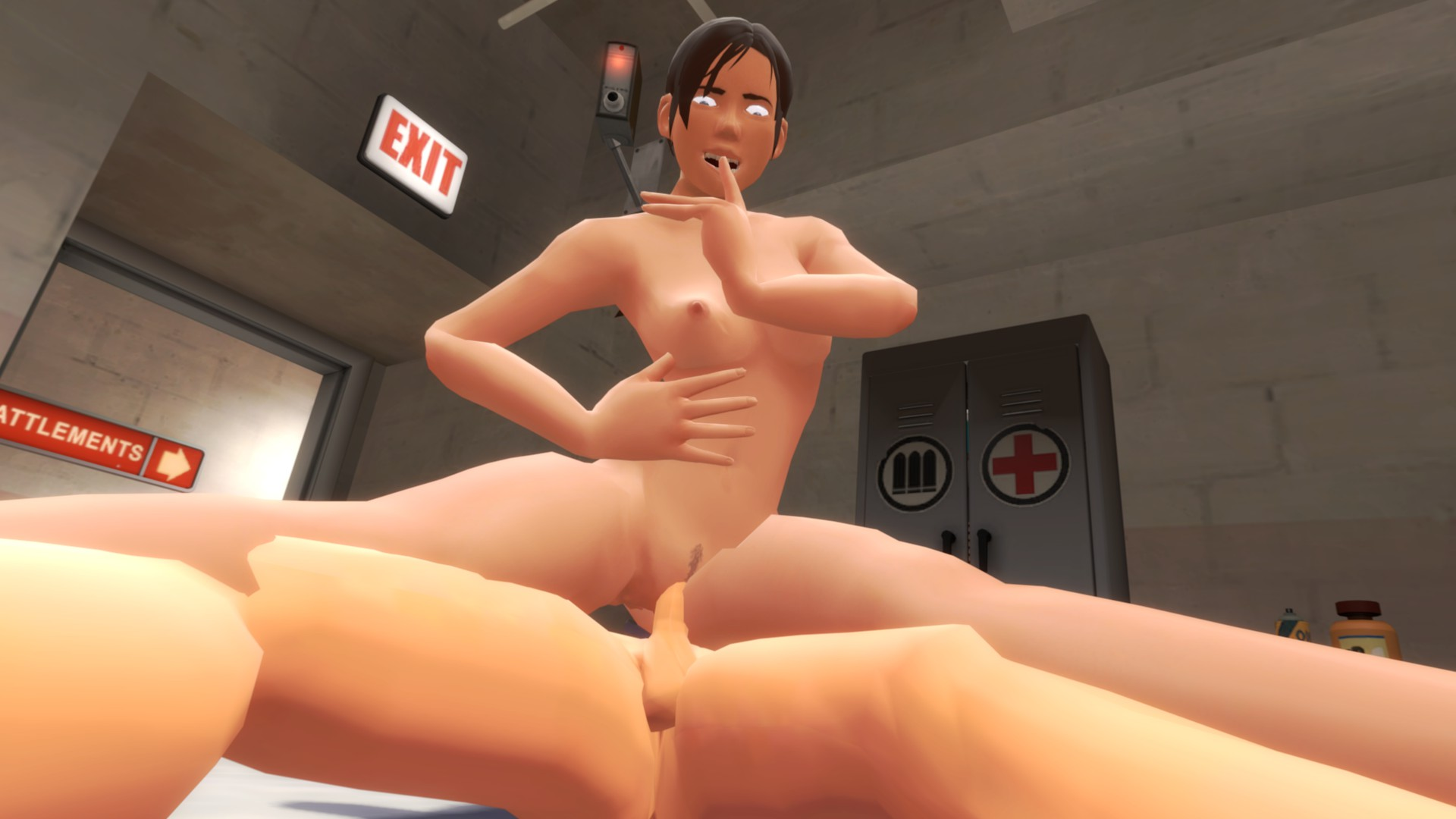 Tf2 female scout sex3d hentay image