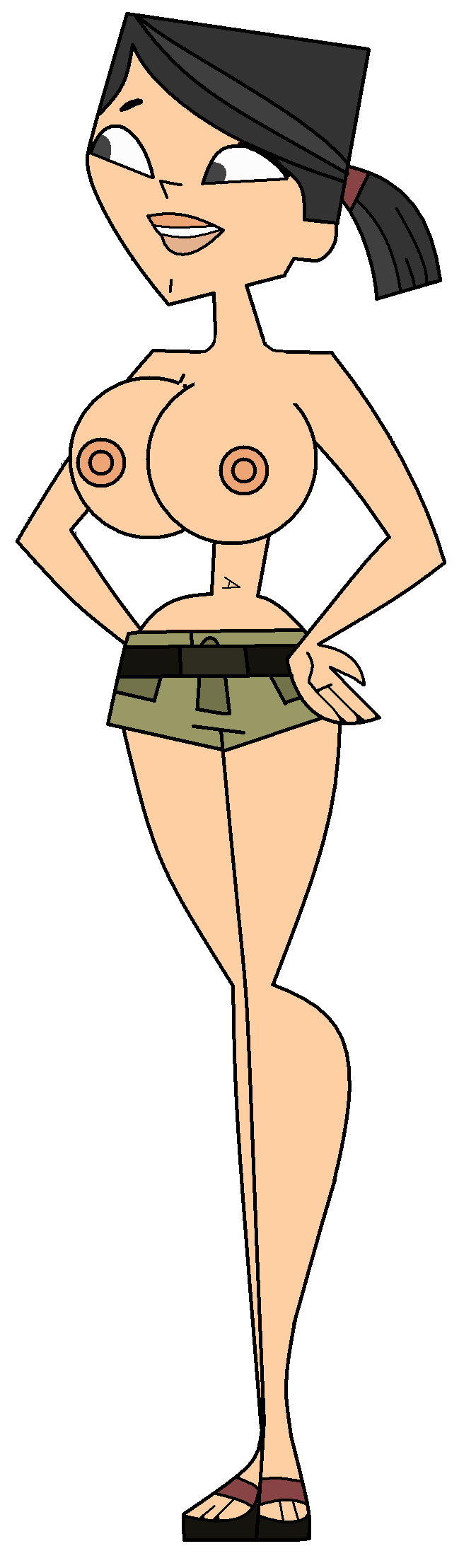 Sexy nude girls from total drama island #2