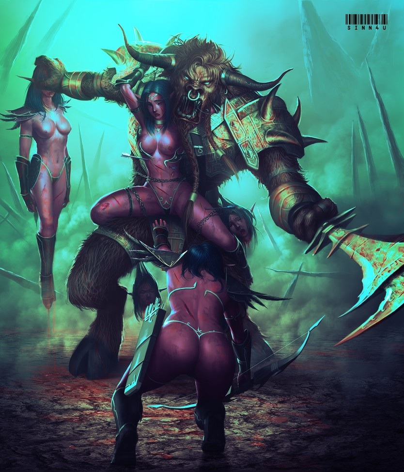 Night elf hentai tauren erotic photos