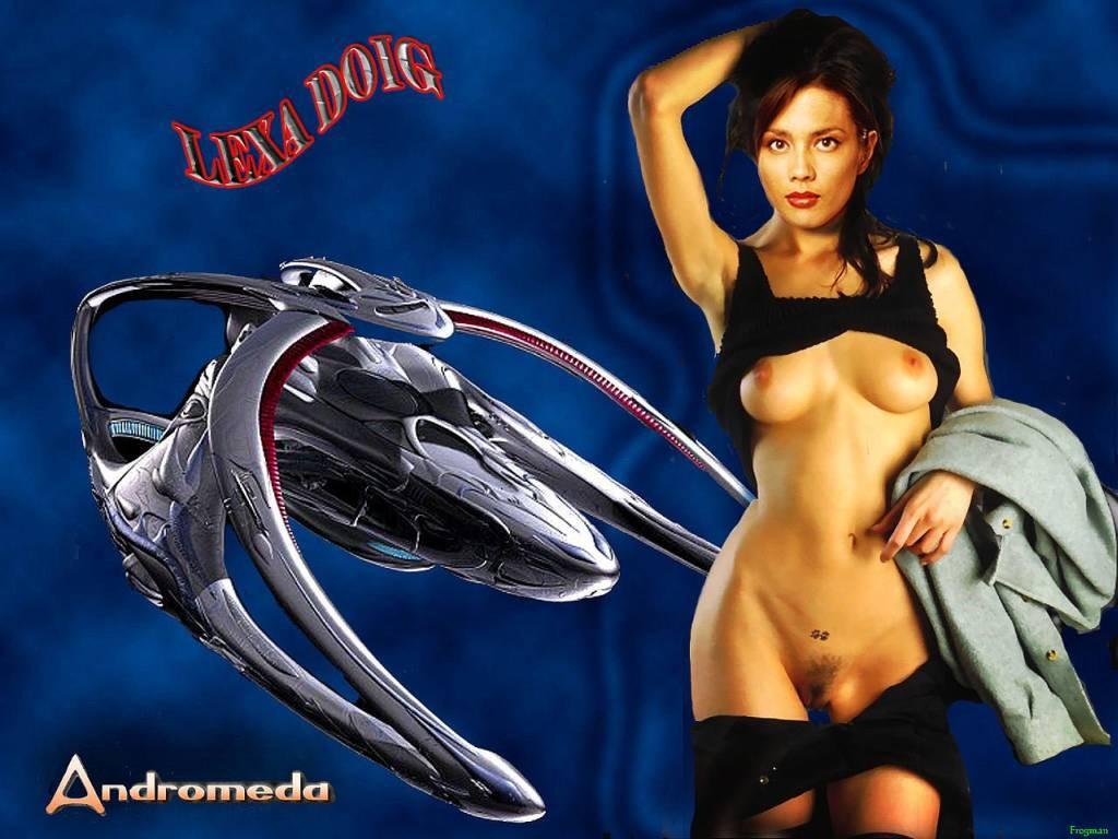 порно фото с lexa doig