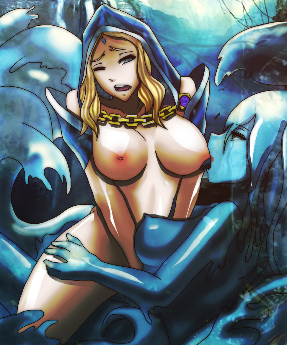 Crystal maiden big tits hentai porncraft scene