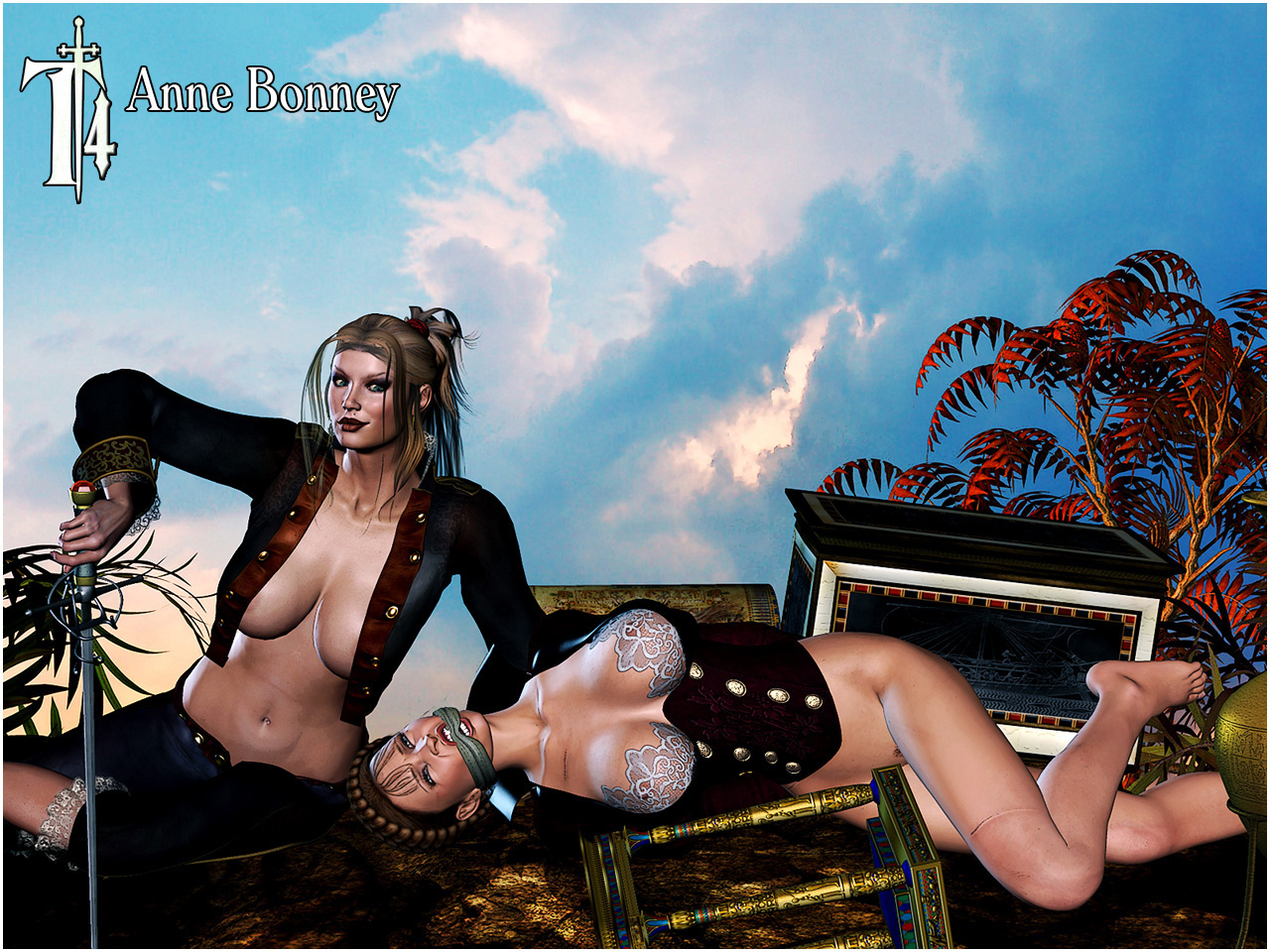 Anne bonny queer and loathing in america