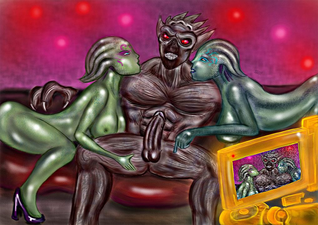 Хёнтай три дэ секс с рептилией
