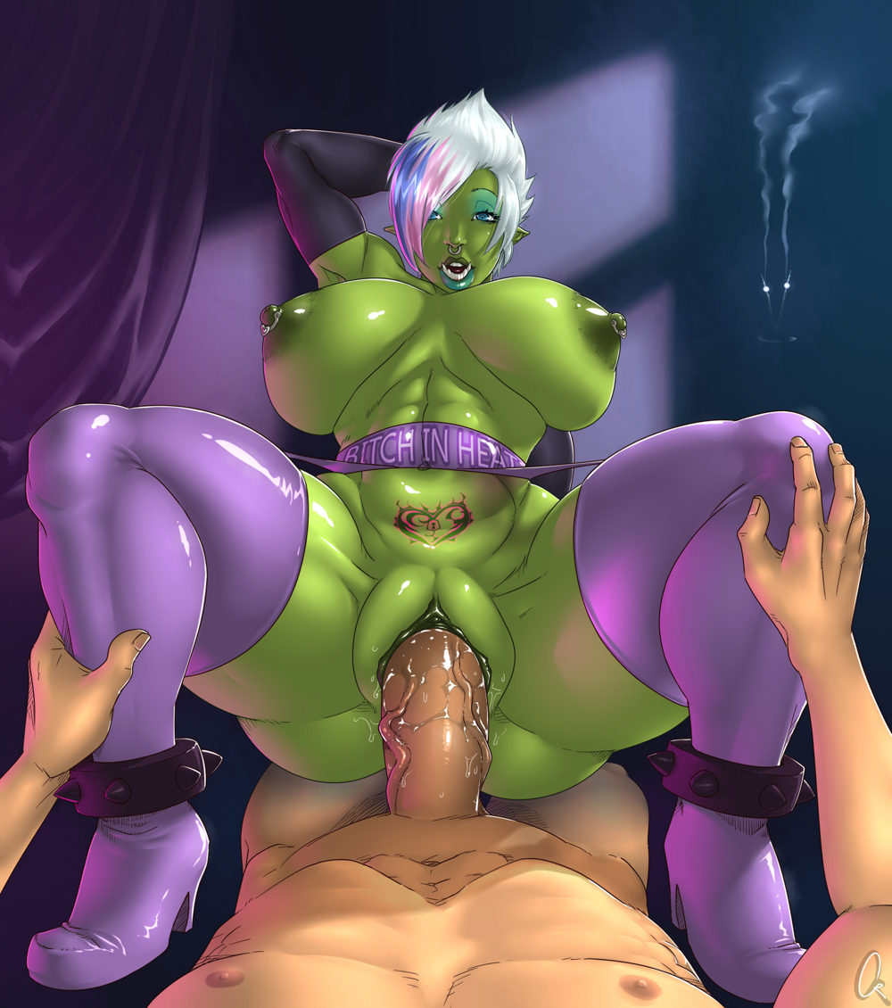 Girl orcs porn sexual movie