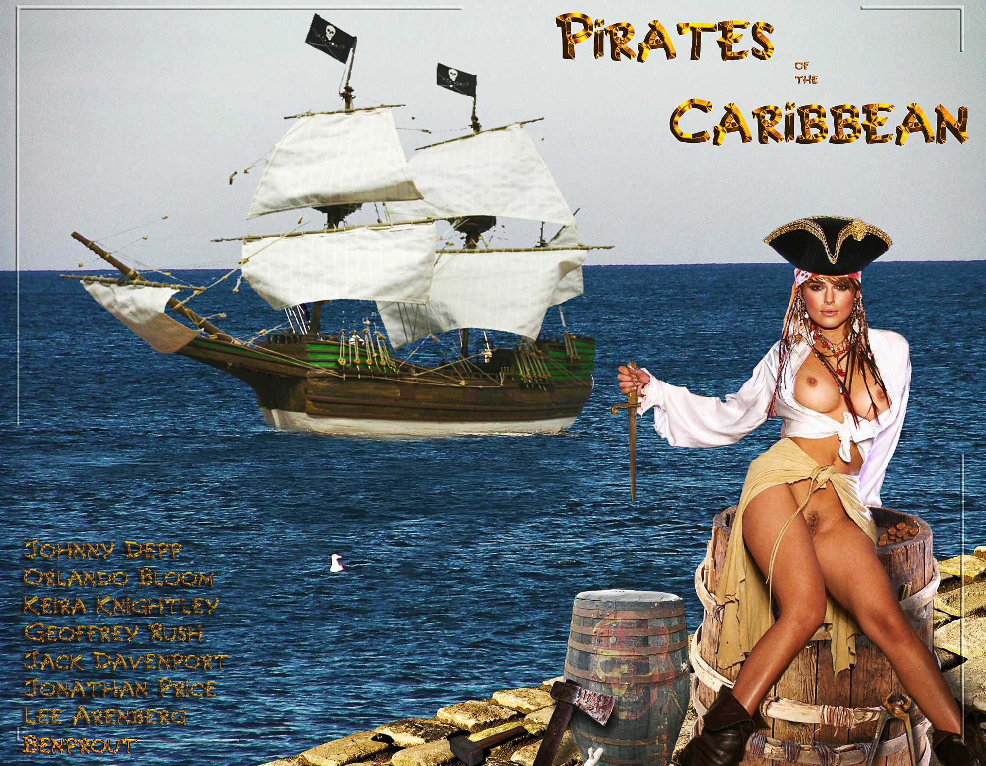 Pirates of caribbean xxx movis pics hentay pictures
