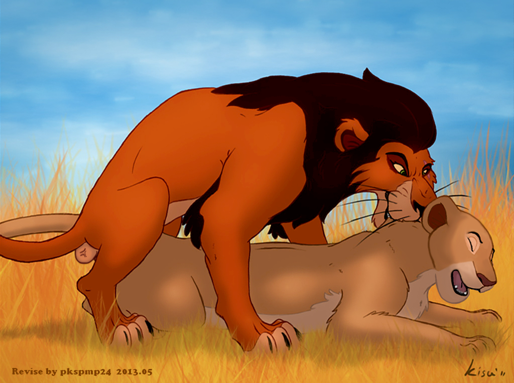 Nala Lion pussy porn king