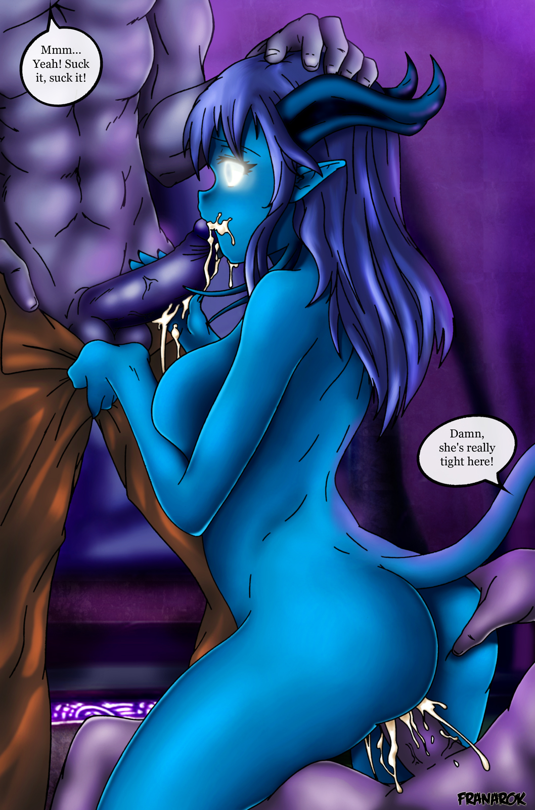 Sexy draenei pictures pron photo
