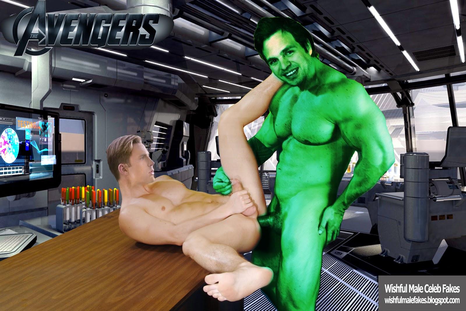 Побежал Юрий порно с капитаном америка быстро съел