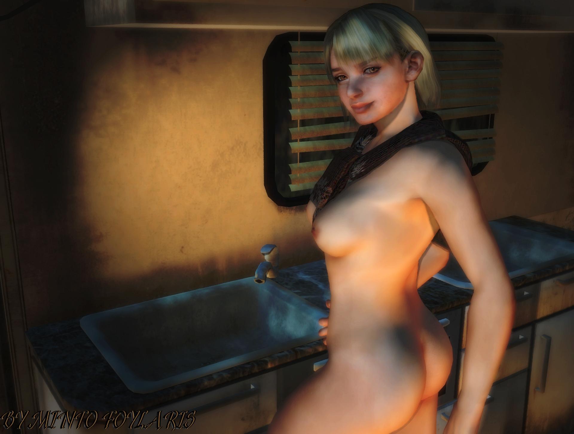 Ashley dans resident evil 4 nue exploited scene