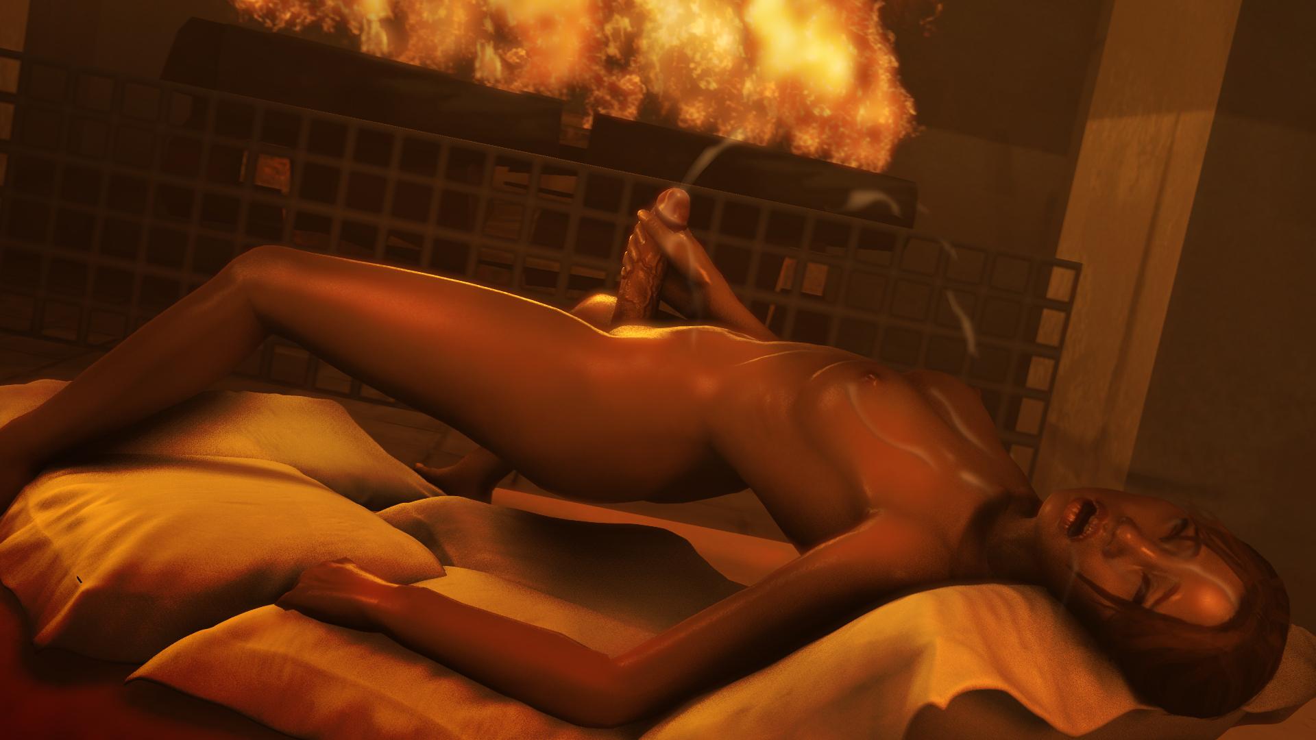 Postal2 nude patch porn scenes
