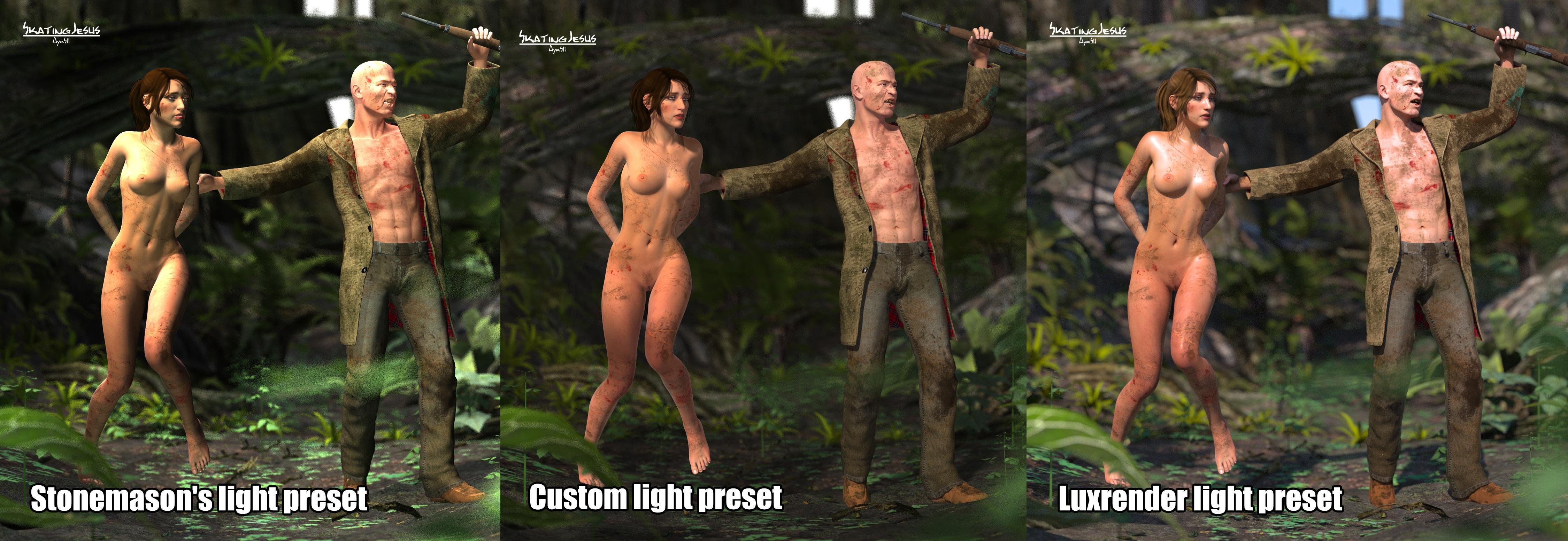 Tomb raider game character nude hentia scenes