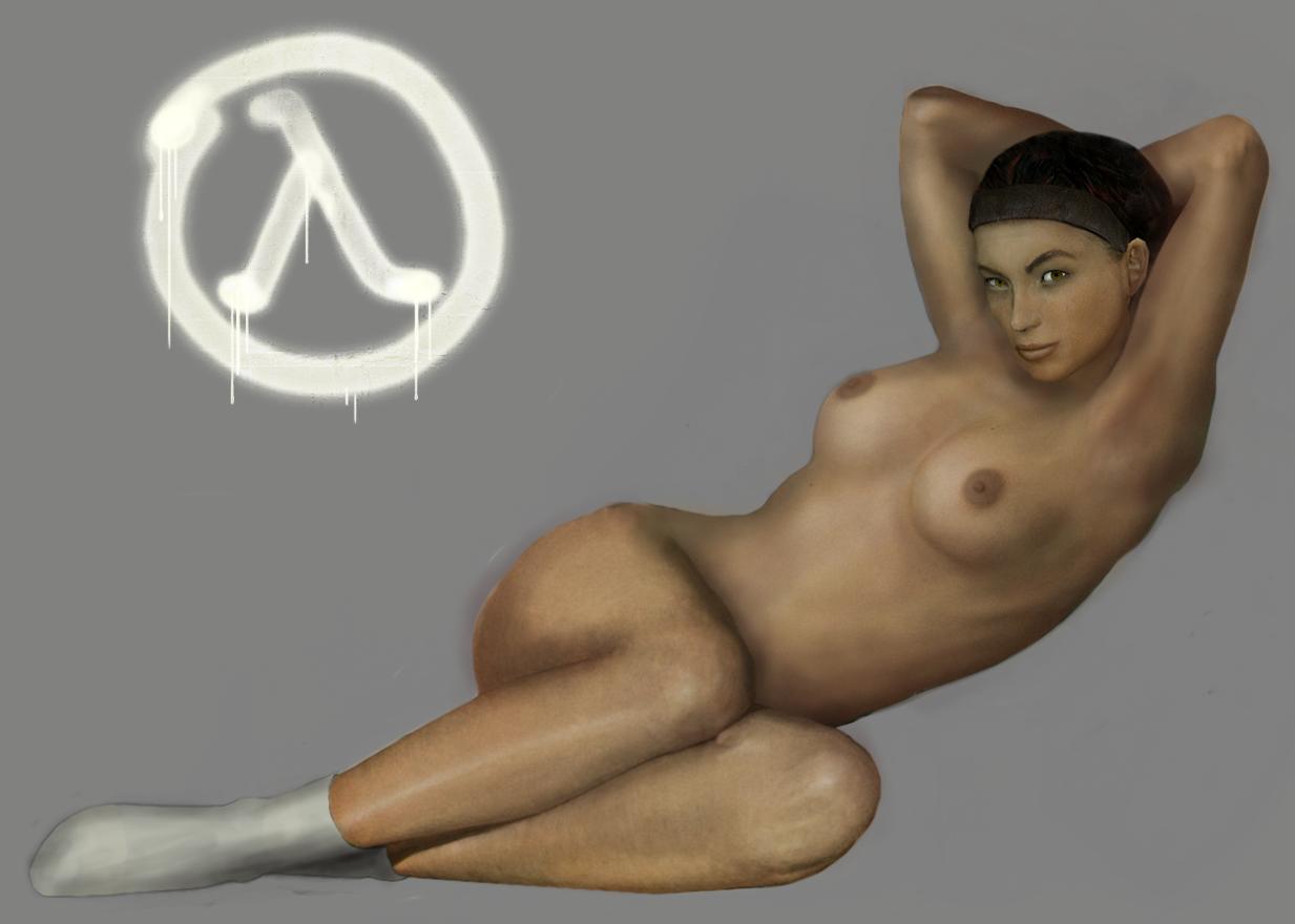 Alyx nude vance pics