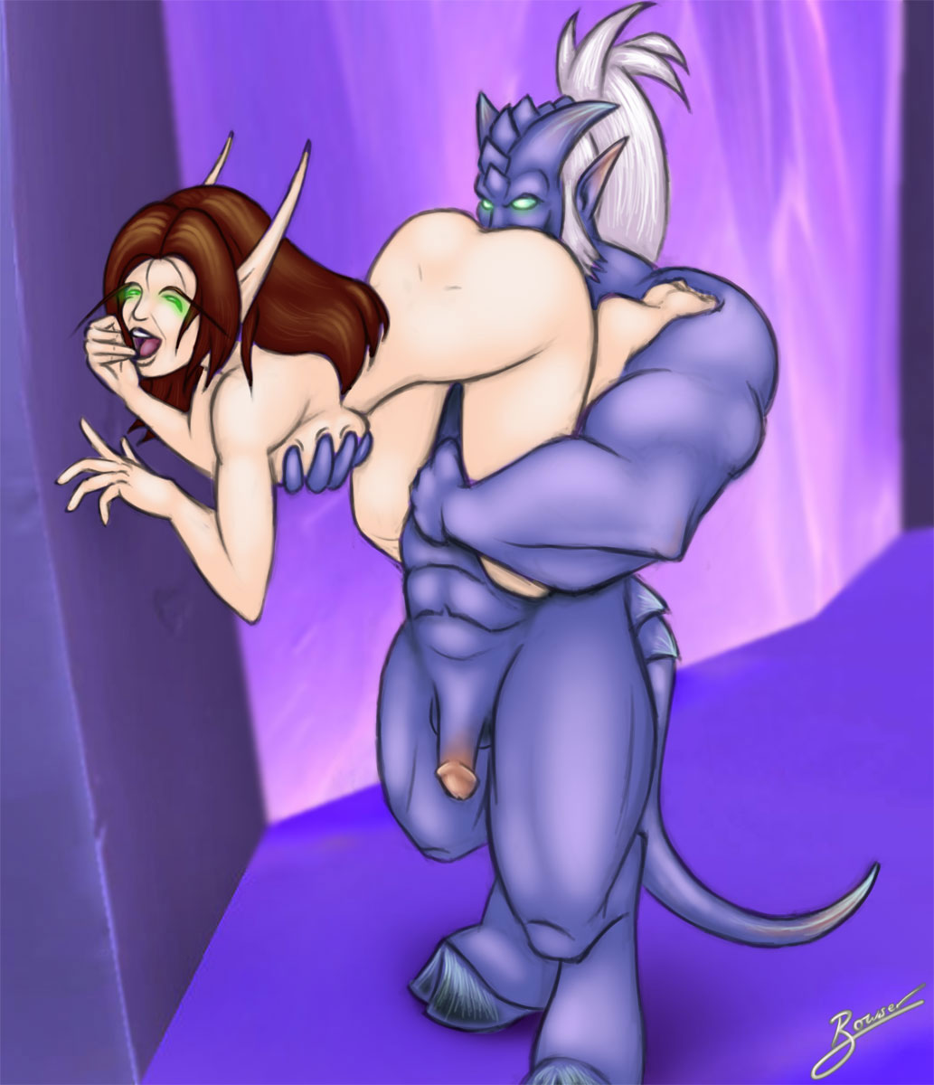 Draenei gets fucked sexy gallery