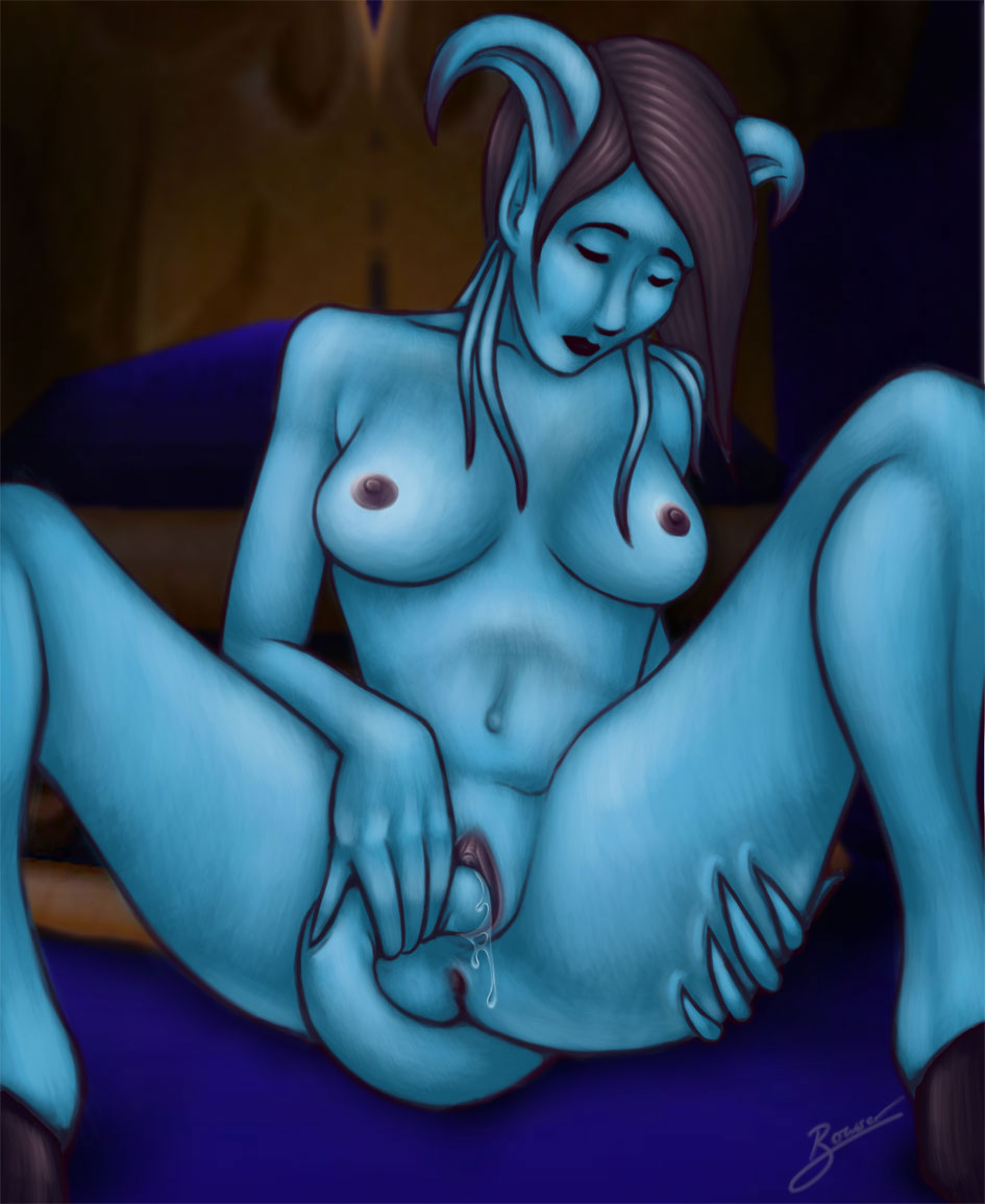 World of porncraft female draenei nude patch sexy gallery