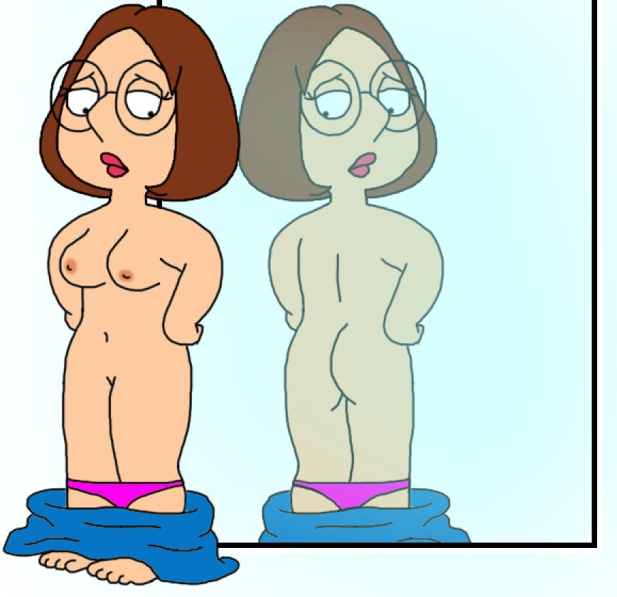 Meg griffin topless bikini