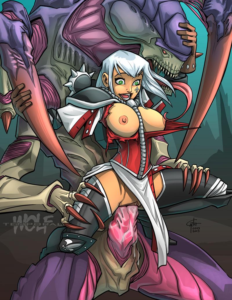 Warhammer hentai porn