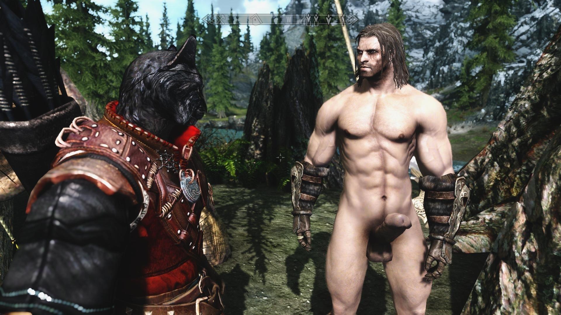 Elderscrolls henti nude tube