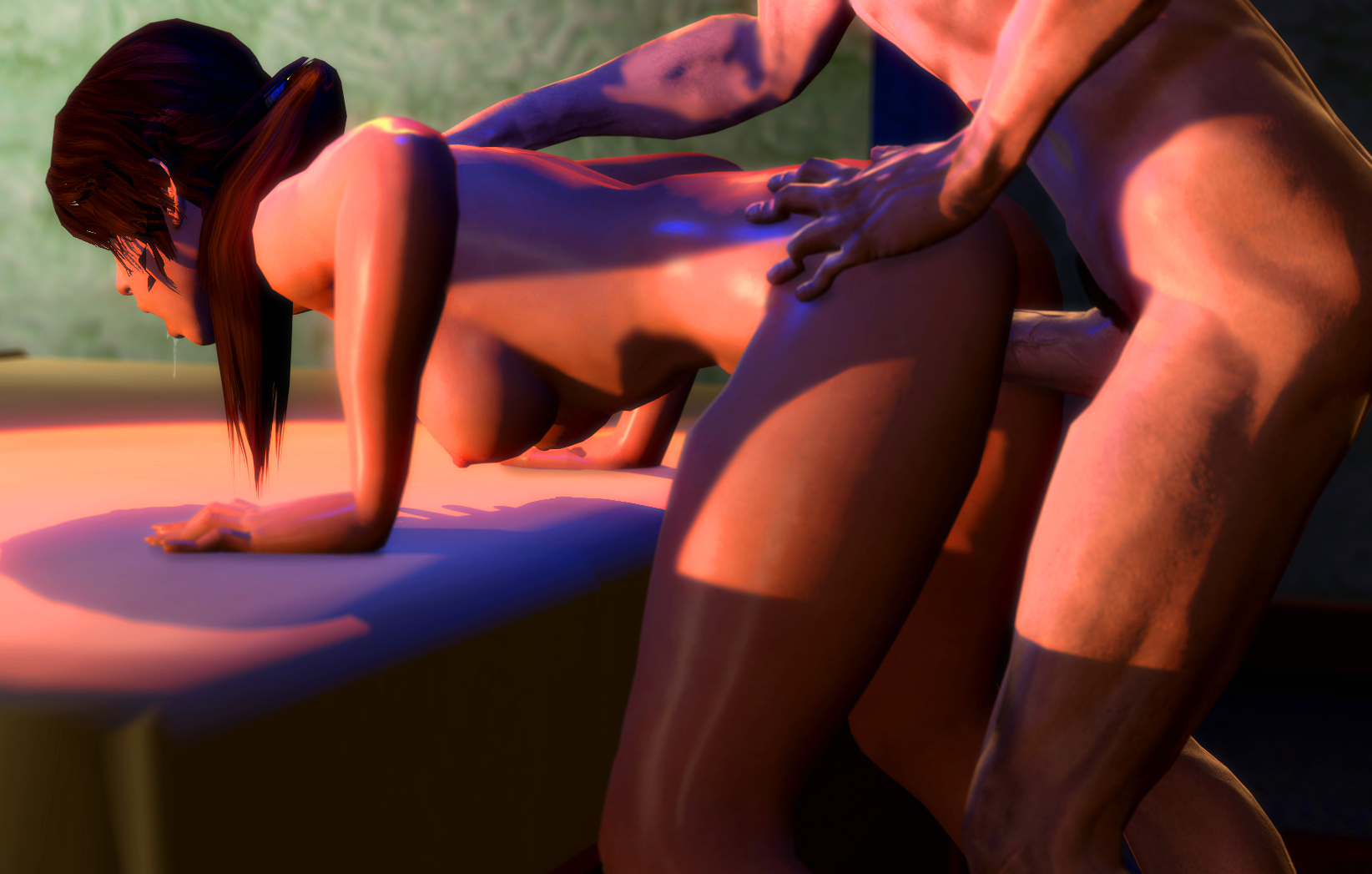 Lara croft no clothes mod uncensored exploited photo
