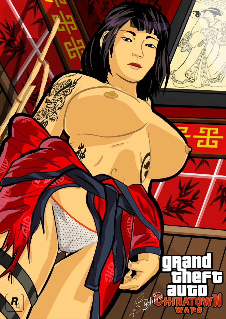 Gta sexy artwork porn xxx babes